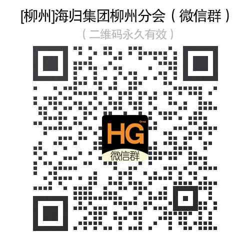 [柳州]海归集团柳州分会|留学生群|交友群|微信群|QQ群|海归群|欢迎大家加入!