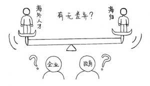 """凤凰网-海归就业为啥""""舍近求远""""?"""